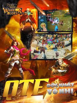 Holy War (Legend of Warriors) apk screenshot