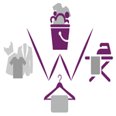 Wash my cloth icon
