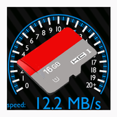 SD Card Speed Tester icon