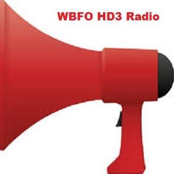 WBFO HD3 Radio poster