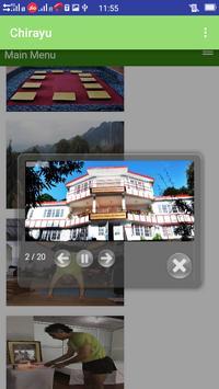 CHIRAYU apk screenshot