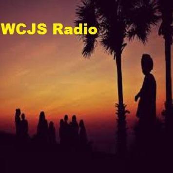 WCJS Radio poster