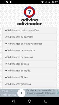 Adivina Adivinador poster