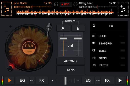Dj Player Music Mixer Pro poster