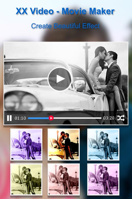 XX Movie Maker for Android - APK Download