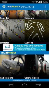 Radio Huesca poster