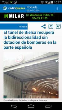 Radio Huesca apk screenshot