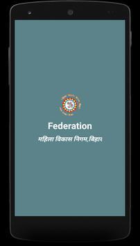 Federation Bihar poster