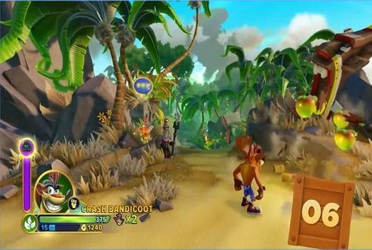 New Tips of Crash Bandicoot apk screenshot