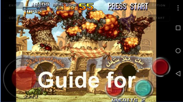 Tips Of Metal Slug apk screenshot
