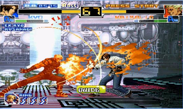 Tips King of Fighters 98 apk screenshot