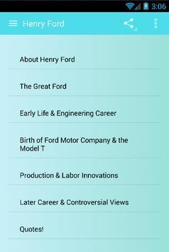 Henry Ford screenshot 1