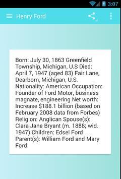 Henry Ford screenshot 3