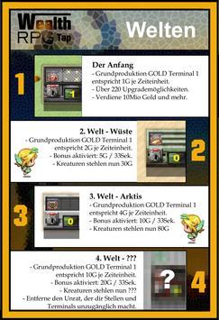 Wealth RPG Tap Lite Screenshot 7