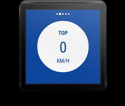 Tachometer Für Wear OS (Android Wear) Screenshot 5
