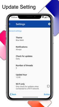 Update Software - Update Apps & System Software screenshot 2