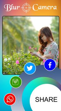 Blur Camera Pro 2018 - DSLR HD Camera screenshot 4