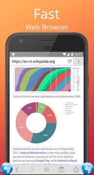 Web Browser (Fast  & Security Web Explorer) poster