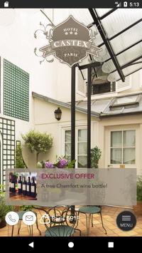 Castex Hotel poster