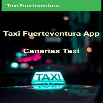 Taxi Fuerteventura poster