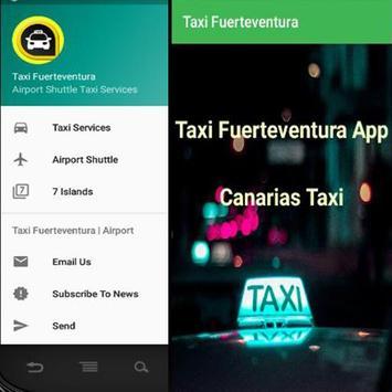 Taxi Fuerteventura screenshot 1