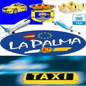 Taxi La Palma Canary Islands icon