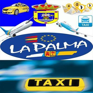 Taxi La Palma Canary Islands screenshot 2