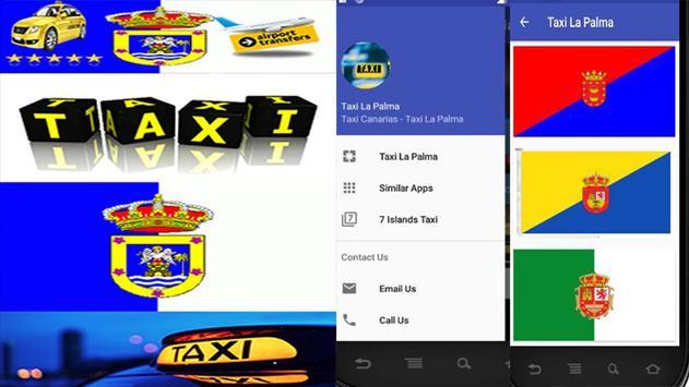 Taxi La Palma Canary Islands screenshot 3