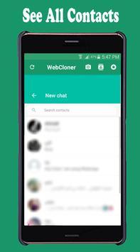 WebCloner captura de pantalla 3