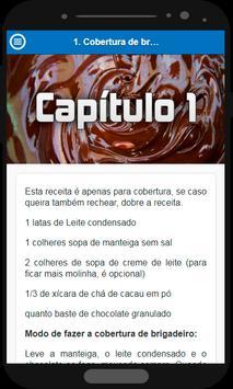 Cobertura de Chocolate screenshot 2