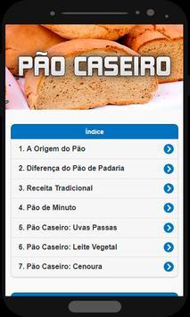 Pão Caseiro poster