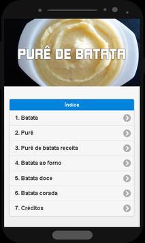 Purê de Batata poster