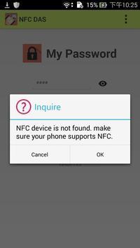 NFC DAS poster