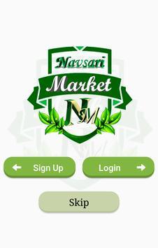 Navsari Market poster