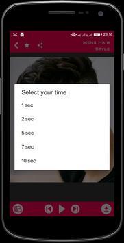 Men's Hair Style 2017 apk screenshot