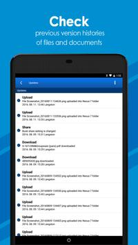 MofficeCloudDisk apk screenshot