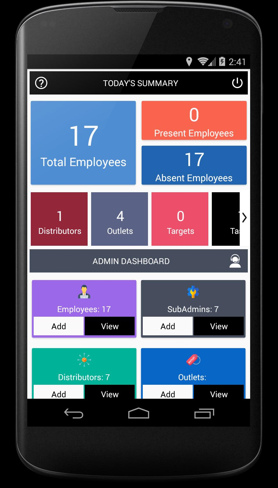 Chase app-For Distributor & Outlet for Android - APK Download