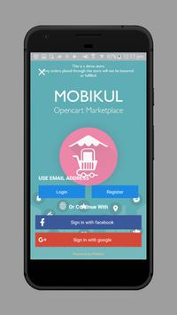 OpenCart Mobikul Marketplace Multi-Vendor app apk screenshot
