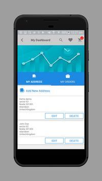 OpenCart Multi Vendor Mobile App screenshot 3
