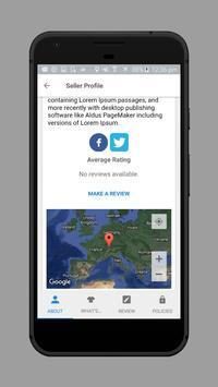 OpenCart Multi Vendor Mobile App screenshot 6