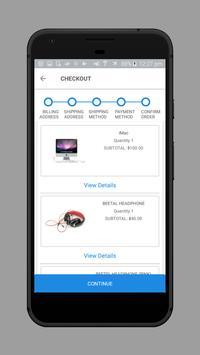 OpenCart Multi Vendor Mobile App screenshot 7