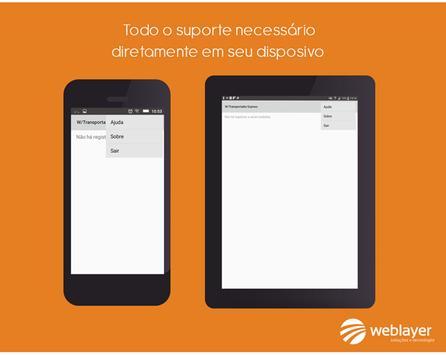 W/Transportador Express screenshot 2