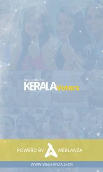 Kerala Voters poster