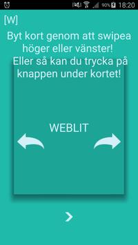 Jag har aldrig: Uppsala screenshot 2