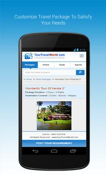 TourTravelWorld screenshot 3