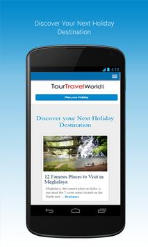 TourTravelWorld screenshot 4