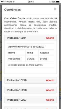Ouvidoria Alesp apk screenshot