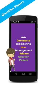 BATU Question Papers (Old) apk screenshot