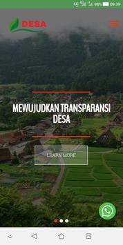 Website Desa screenshot 1