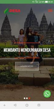 Website Desa screenshot 2